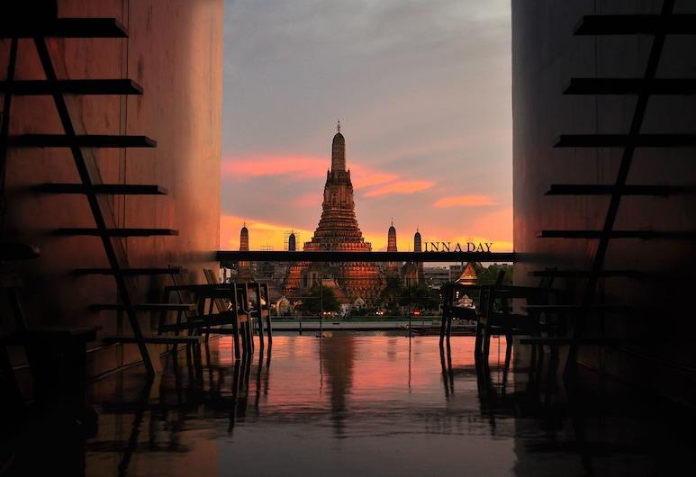 Inn A Day, Bangkok, Terras