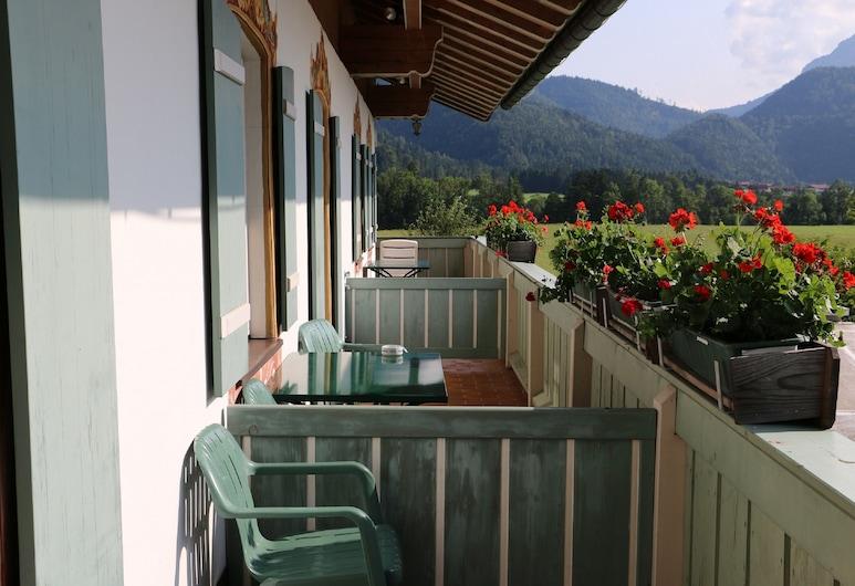 DEVA Villa Mittermaier, Reit im Winkl, Numeris su patogumais, Balkonas