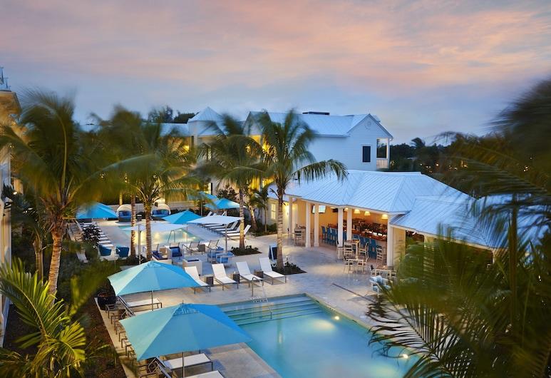 The Marker Key West Harbor Resort, Key West, Vonkajší bazén