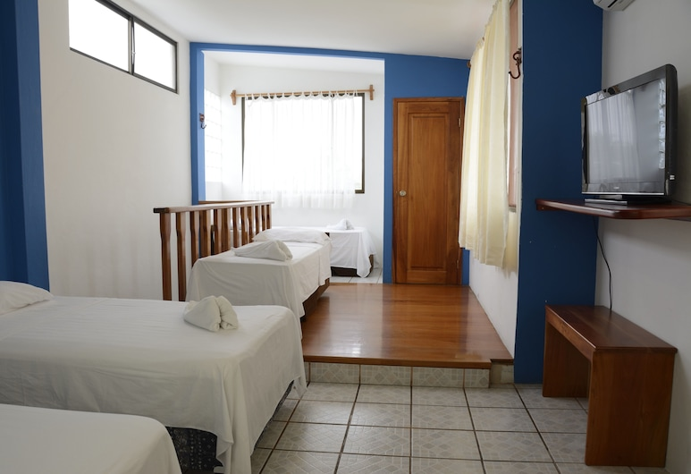 Hostal Aquamarine Galapagos, Puerto Ayora, Liukso klasės kambarys, 1 miegamasis, Svečių kambarys