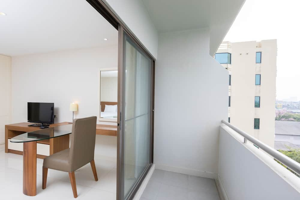 Superior Twin Room - Balkon Manzarası