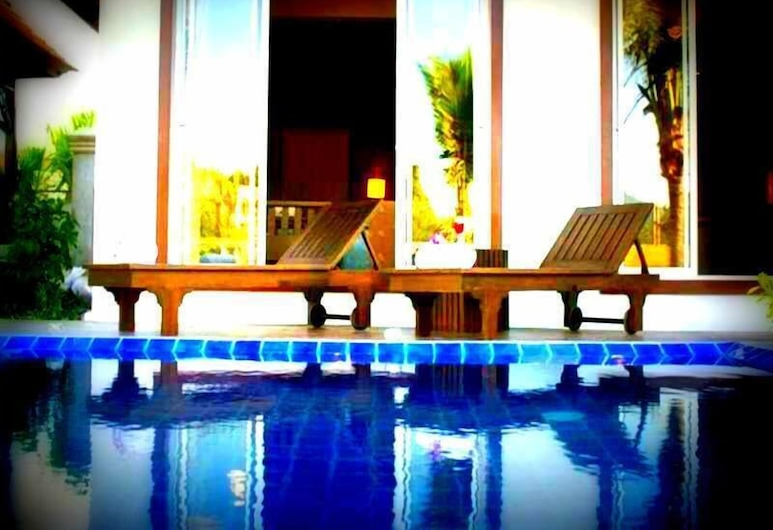 Silver Sand Suites, Krabi, Zwembad