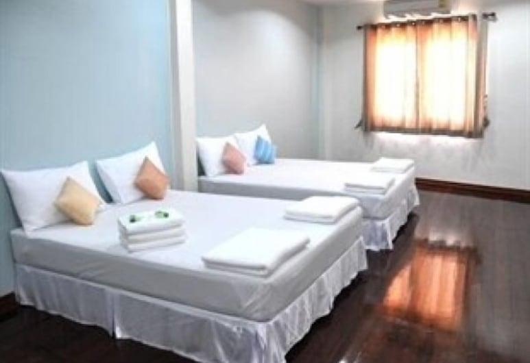 Phetkasem Hotel, Phetchaburi, Izba typu Deluxe, Hosťovská izba