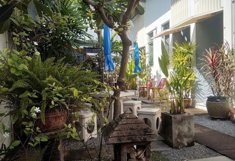 華欣老爹之家旅館, Hua Hin, 花園
