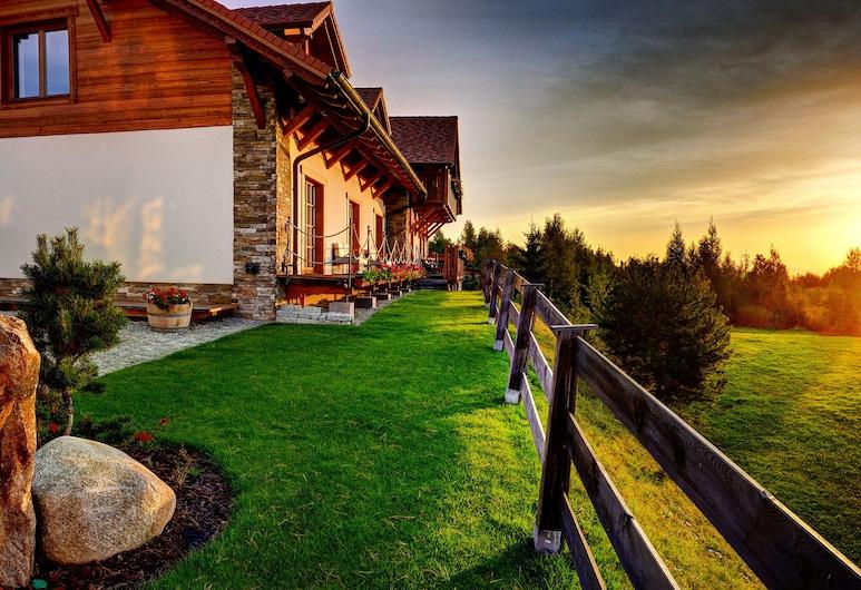 panoraMic Mountain Residence, Vysoke Tatry, Viešbučio teritorija