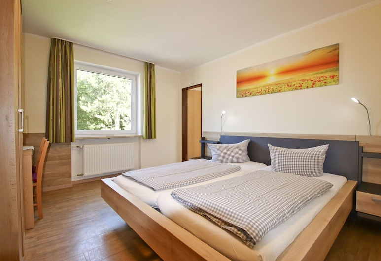 Hotel Waldmann, Schwangau, dvivietis kambarys, Svečių kambarys