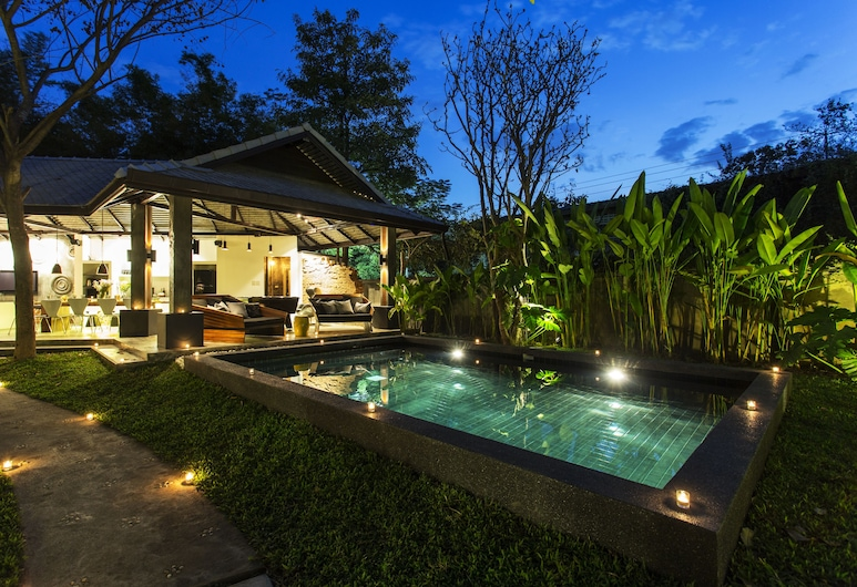 X2 Chiang Mai South Gate Villa, Chiang Mai, Udendørs pool