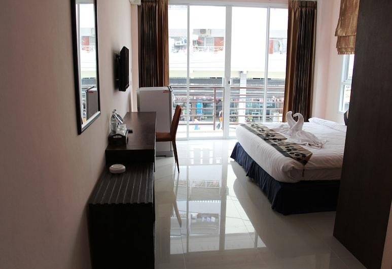 Nipa Residence, Pattaya, Standard Room, Room