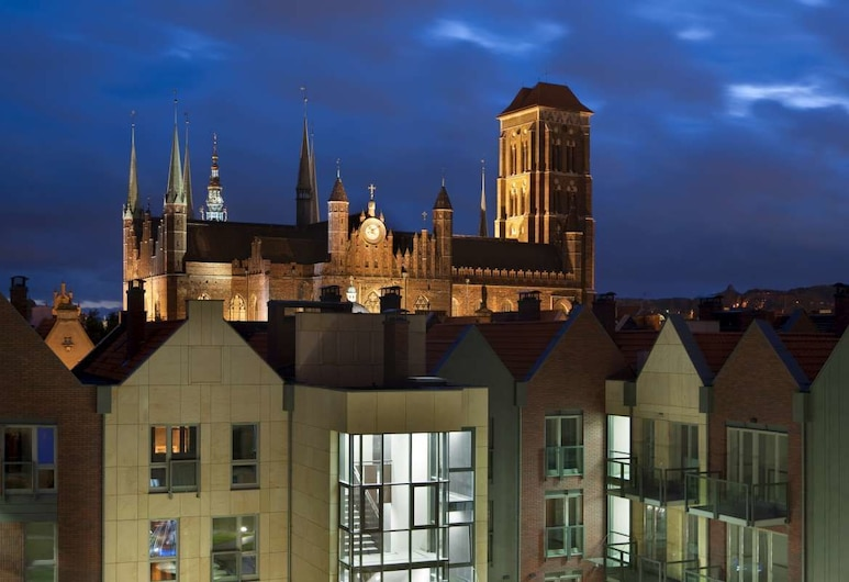Dom & House – Apartments Old Town Tandeta, Gdansk, Hotel Front – Evening/Night