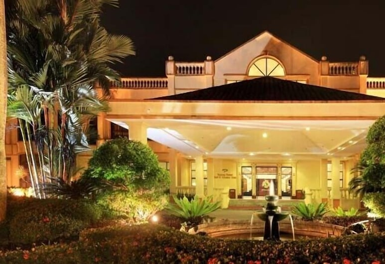 Tanjong Puteri Golf Resort - Malaysia, Pasir Gudang, מראה מהאוויר