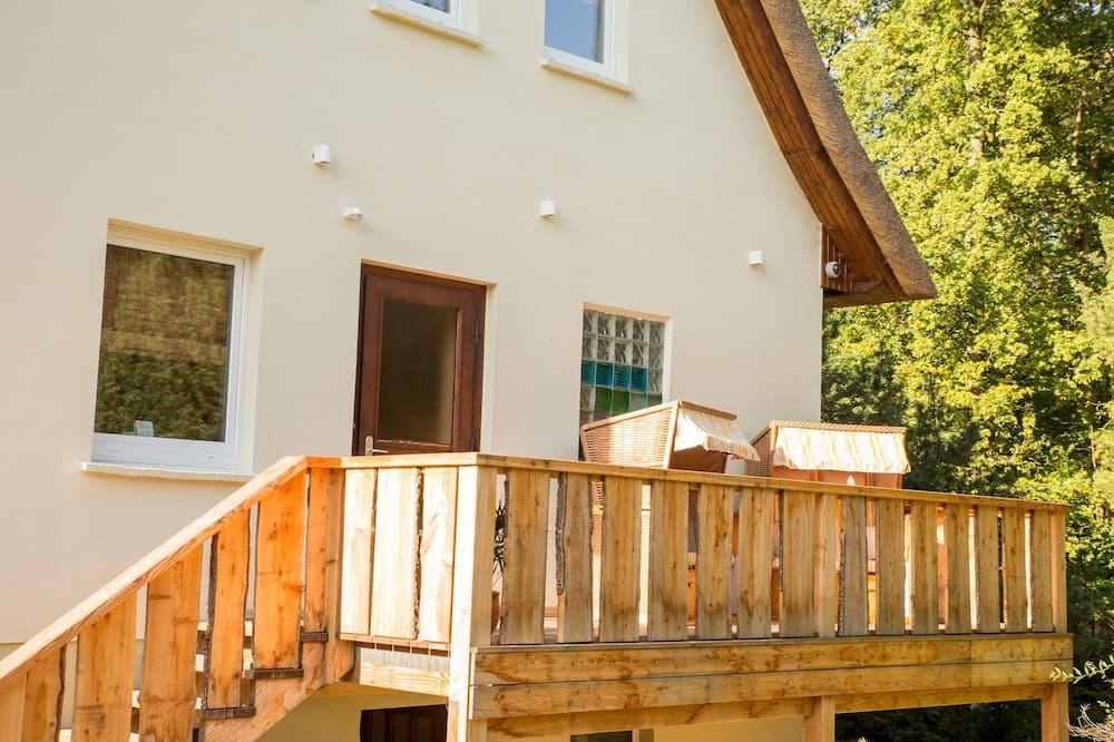 家庭套房, 2 間臥室, 陽台 (2 Bedroom Family, Balcony) - 陽台