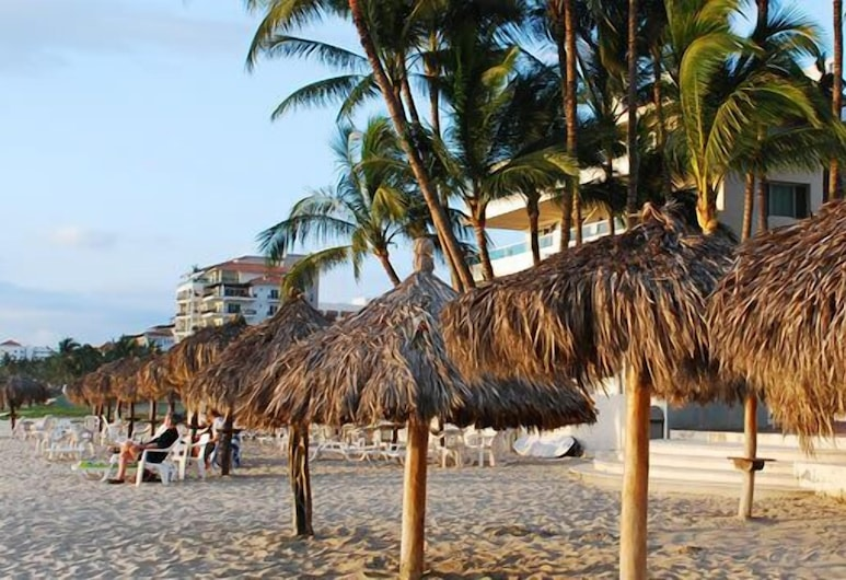 Bahia del Sol, Nuevo Vallarta, Plage