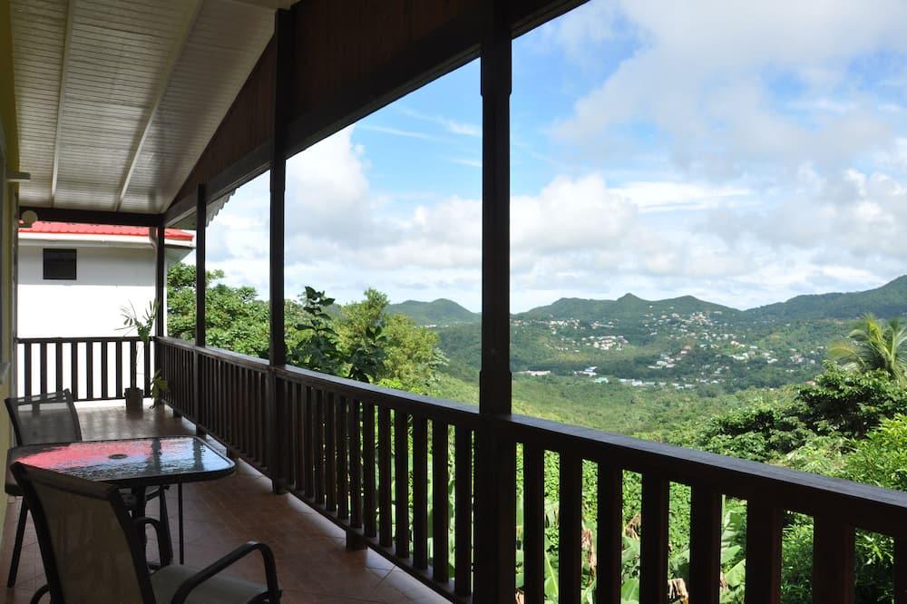 2 Odalı Apart Daire - Balkon