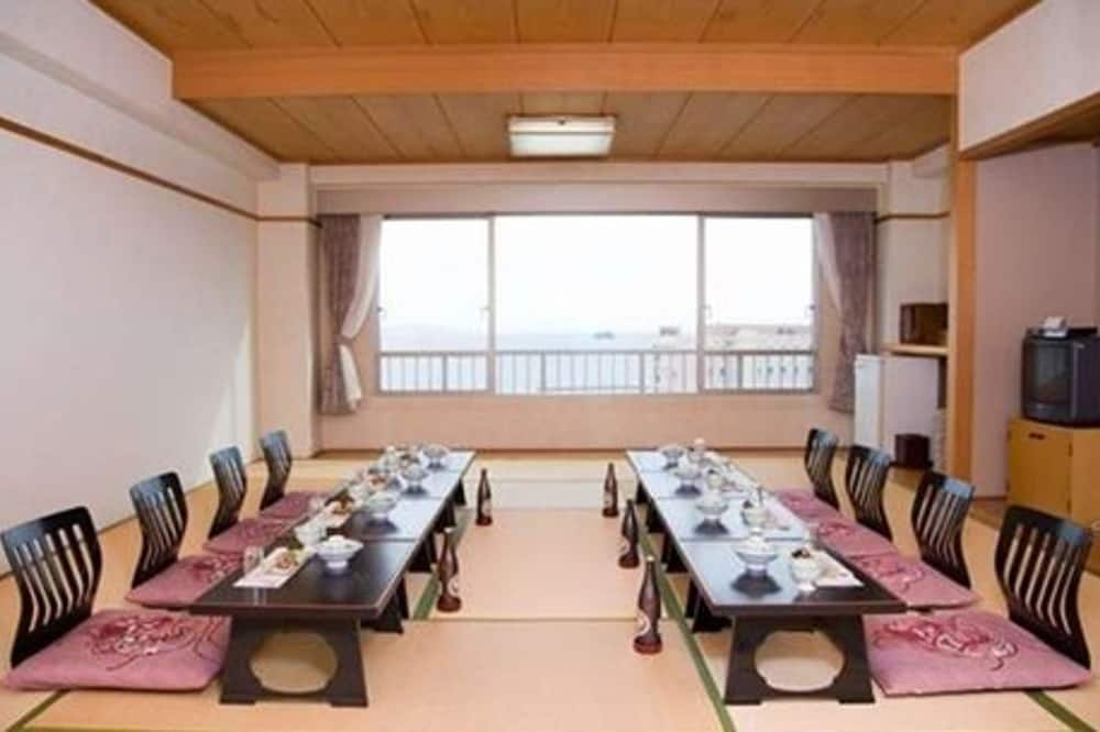 Traditional-Zimmer, Meerblick (Japanese-Style) - Badezimmer