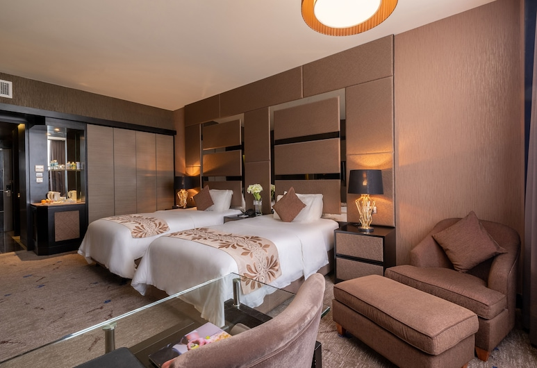 New World Suites, Bintulu, Premier King, Guest Room