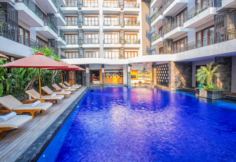 La Villais Kamojang Hotel Seminyak, Seminyak