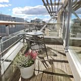 Two-Bedroom Apartment For Four With Balcony - Балкон