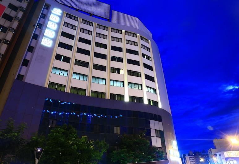 麗港酒店一館, 台中市, 住宿範圍