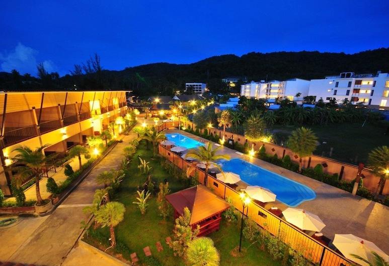 Maleedee Bay Resort, Krabi, Terrein van accommodatie