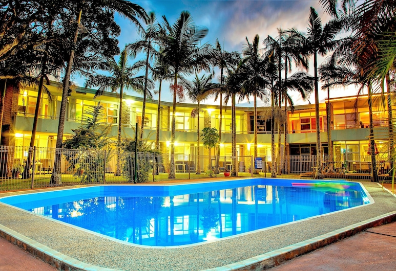 Ocean Paradise Holiday Units, Coffs Harbour