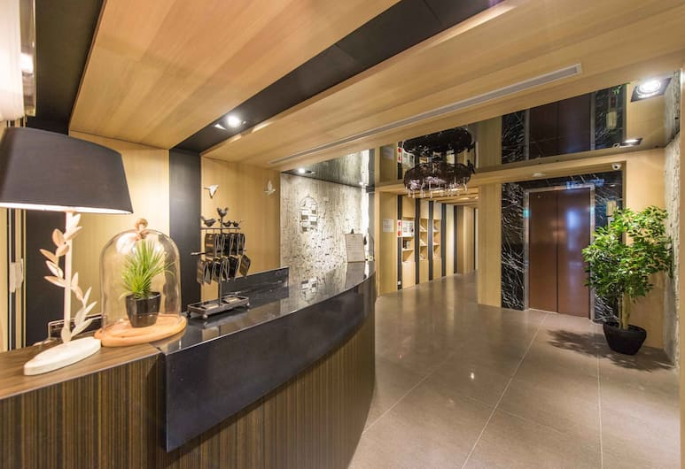 ローズ ブティック ホテル台北 西門館 (玫瑰精品旅館 - 西門館), 台北