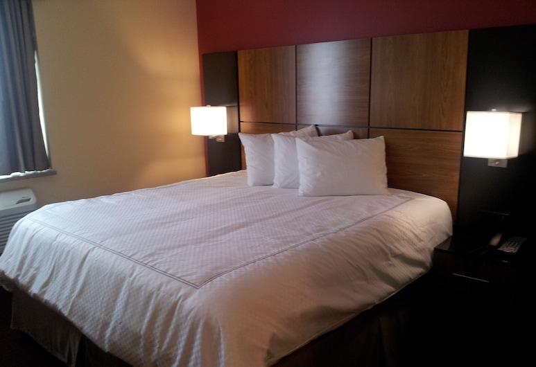 Hotel Bliss, Brooklyn, Enkelrum, Gästrum