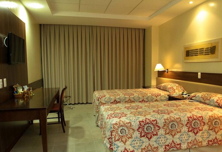 Rio Aeroporto Hotel, Río de Janeiro, Habitación individual Deluxe, Habitación