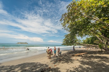 Image de Karahe Beach Hotel au parc national Manuel Antonio