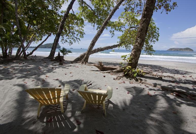 Karahe Beach Hotel, Manuel Antonio, Strand