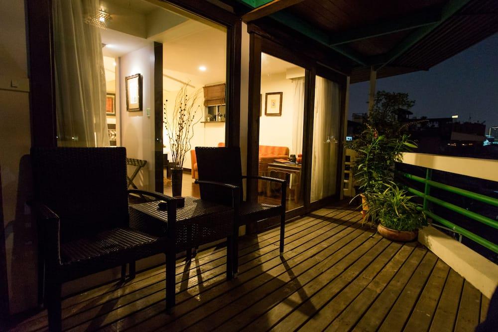 1 Odalı Süit - Balkon