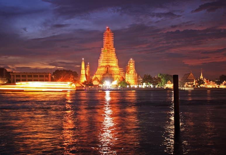 アルン レジデンス, バンコク, ホテルからの眺望