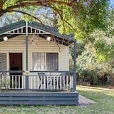 Deluxe-Ferienhütte, 2Schlafzimmer (Sleeps 6) - Terrasse/Patio
