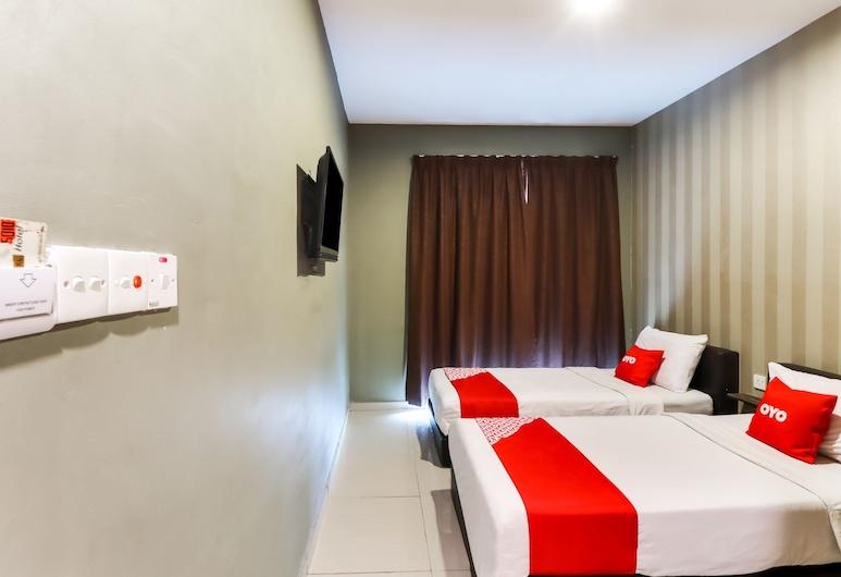 OYO 89597 Parc Hotel, Petaling Jaya, Quarto Twin Deluxe, Quarto