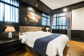 ペタリン ジャヤ、マンハッタン ビジネス ホテルダマンサラ ペルダナの写真