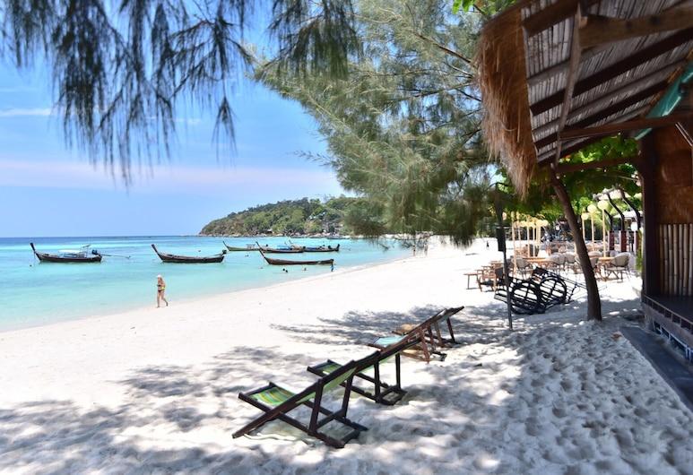 Green View Beach Resort, Satun, Hotel Front