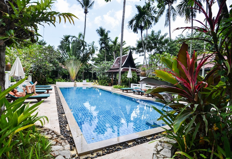 Cocoville Phuket Resort, Chalong, Außenpool