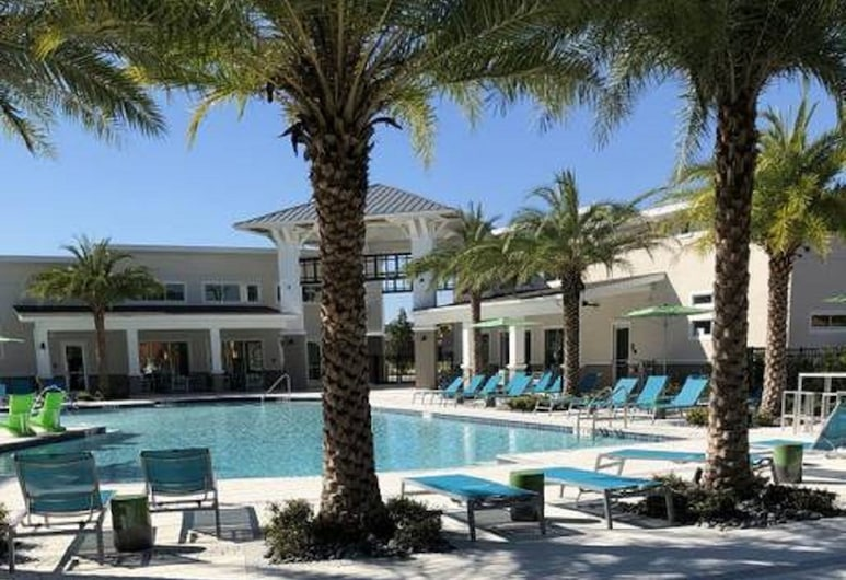 Veranda Palms Resort - Single Family Pool/Game Room Homes, Kissimmee, Havuz