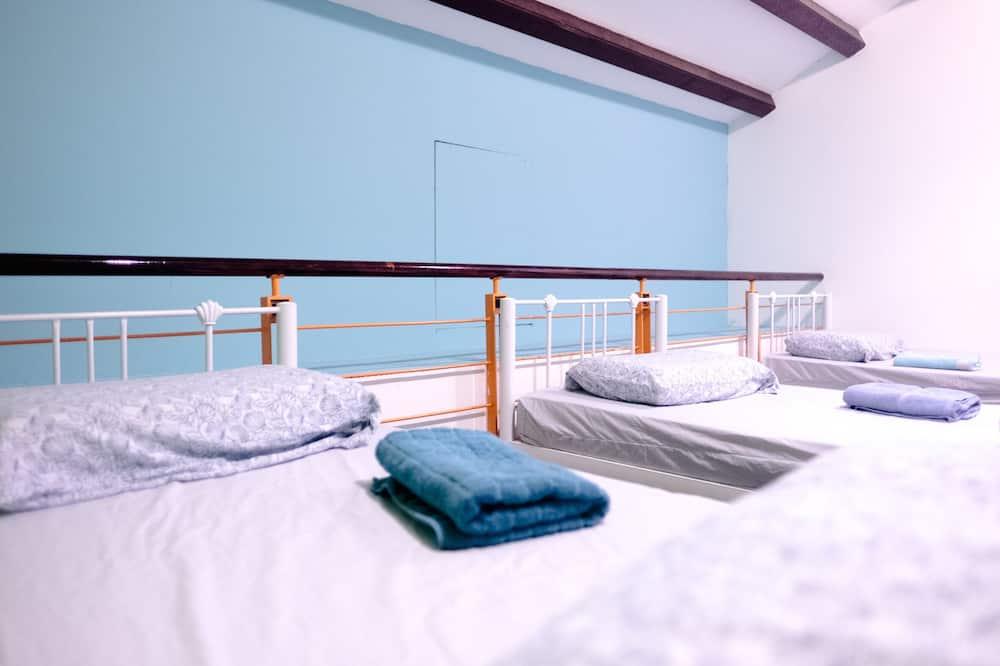 3 Bed Private Room - חדר אורחים