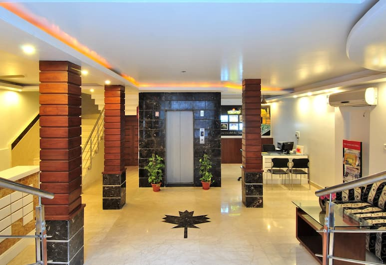 Hotel Toronto, New Delhi, Lobby