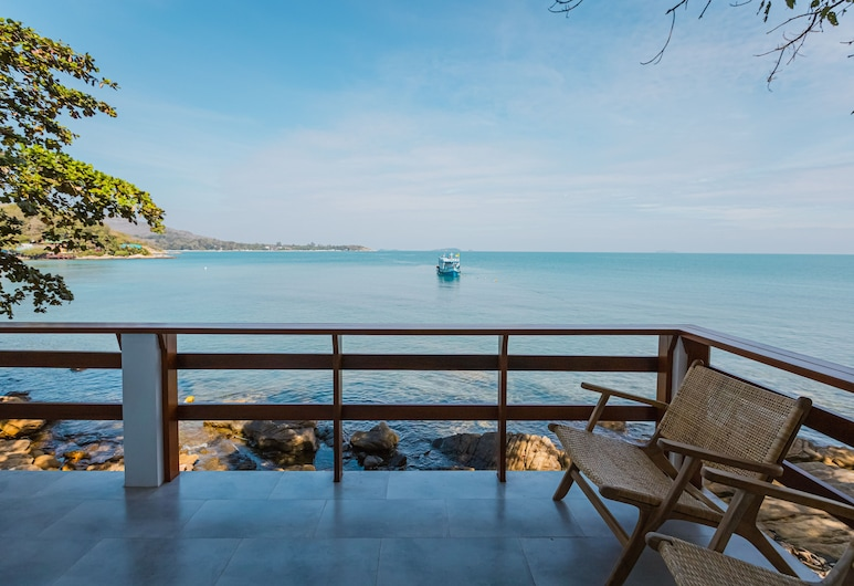 Vimarn Samed Resort, Rayong, Chambre Deluxe, Terrasse/Patio
