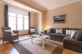 巴塞隆納聖家堂公寓飯店的相片