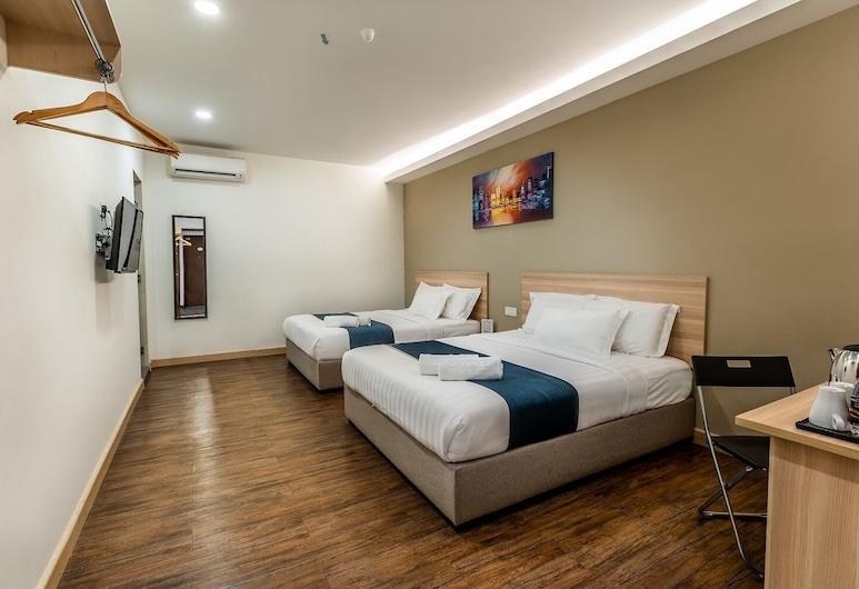 オレンジ ホテルズ クチャイ ラマ, クアラルンプール, ファミリー ルーム, 部屋