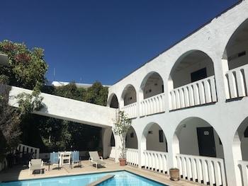 תמונה של Hotel Calli Quetzalcoatl בסאן פדרו צ'ולולה