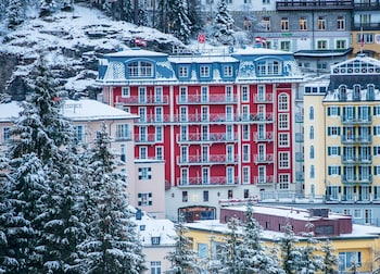 Foto van Hotel Eden in Bad Gastein