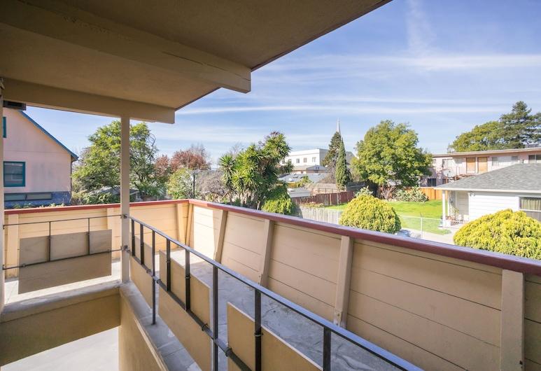 Marina Inn, Беркли, Балкон