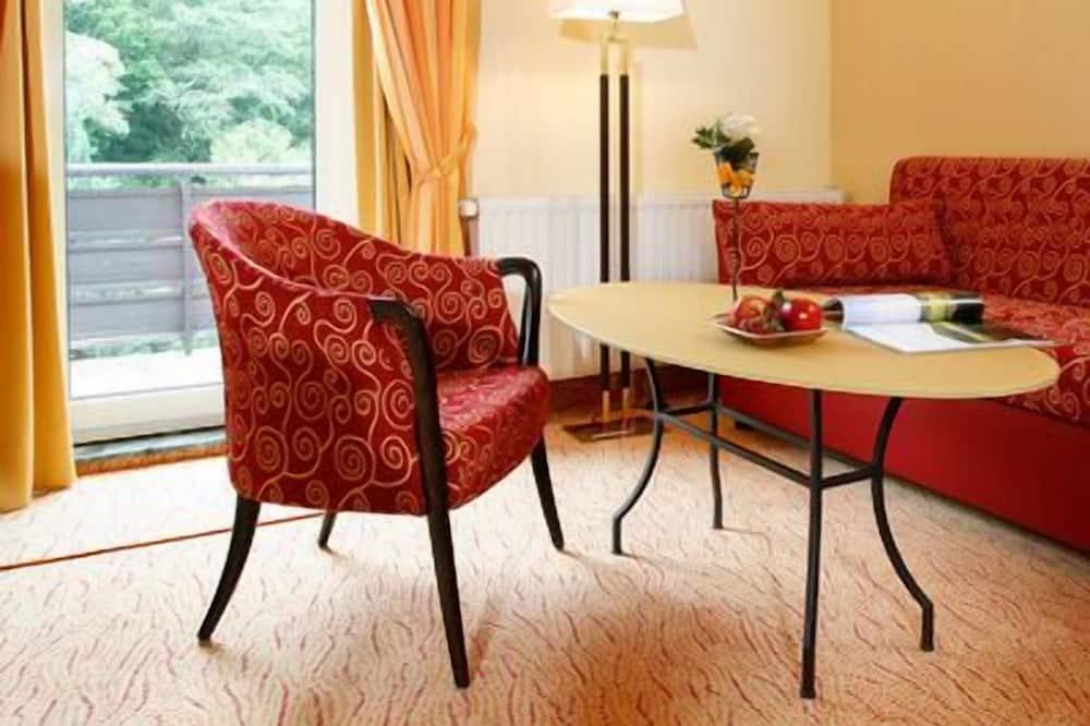 Habitación doble de lujo - Sala de estar