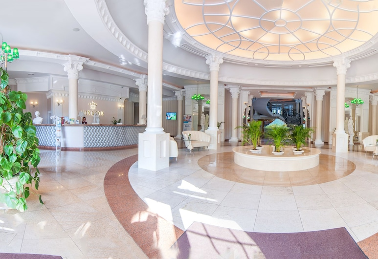 Windsor Palace Hotel, Serock, Lobby
