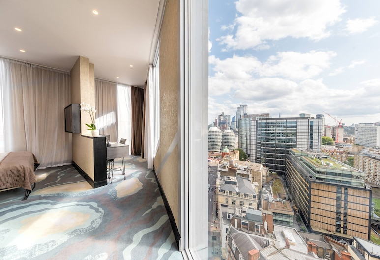 M by Montcalm Shoreditch London Tech City, London, Junior Suite, 1 Bedroom, Non Smoking, Guest Room