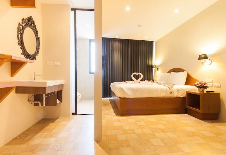 アット サムイ ブティック ホテル, サムイ島, デラックス ダブルルーム, 部屋