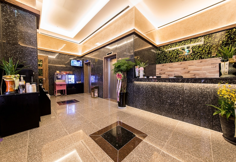 SB 首爾精品酒店, 首爾, 大堂